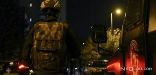 Ankara'da Terör Operasyonu!