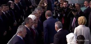 Bülent Arınç AK Parti Kongresi'ne Katıldı