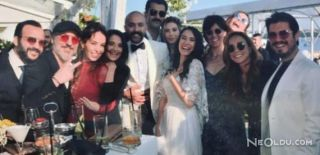 Sarp Akkaya ile Sinem Yalçınkaya Evlendi!