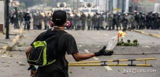 Venezuela'da Şiddet Zirveye Çıktı