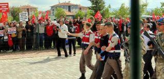 AK Parti MYK Üyeleri 'Çatı Davası'nı İzleyecek