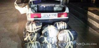 Şüpheli Araçtan 76 Kilo Esrar Çıktı!