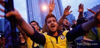 Fenerbahçe Kupayı Bağdat'ta Kutlayacak