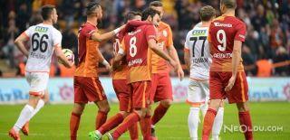 Alanyaspor-Galatasaray:2-3