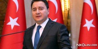 Ali Babacan Kimdir? & Hakkında Bilgi