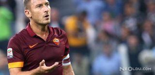Efsane Futbolcu'dan Roma'ya Veda