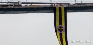 Fenerbahçe'den Yakılan Bayrak Açıklaması