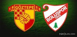 Göztepe Boluspor Maçından Galip Ayrıldı!