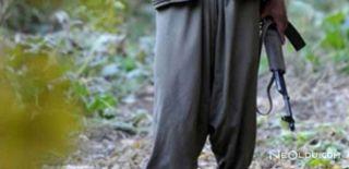 PKK'lı Kadın Teröristler Teslim Oldu