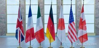 G7 Zirvesi Bugün İtalya'da Başlıyor