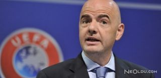 FIFA Başkanı İnfantino'dan Rusya İtirafı