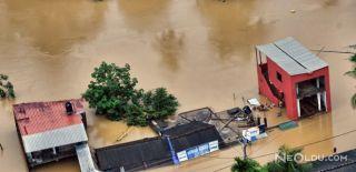 Sri Lanka'da Sel! Çok Sayıda Ölü ve Kayıp Var