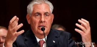 Tillerson ABD'de Ramazan Etkinliğini İptal Etti