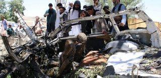 Afganistan'da Bomba Yüklü Araç Patladı: 18 Ölü