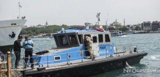 İstanbul Boğazı'nda İntihar Girişimi