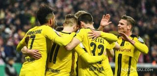 Almanya Kupası Borussia Dortmund'un