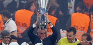 THY Avrupa Ligi Kupası Anıtlaştırılacak