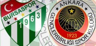 Bursa'da Korku Hat Safhada! Maç Sonucu:2-1