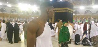 Pogba Ramazan Mesajını Umre'den Verdi!