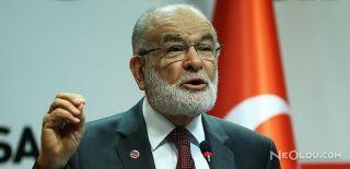 Karamollaoğlu Samsun'da Konuştu