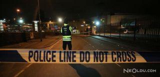 İngiltere'deki Saldırıya İlişkin Gözaltı