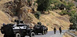 Terör Örgütü Hakkari'de Saldırı Düzenledi