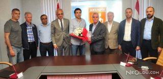 Samsunspor'dan Osman Özköylü Ayrıldı