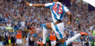 Huddersfield Town Premier Lig'e Çıktı!