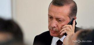 Erdoğan'dan Kadri Demirel'in Ailesine Taziye