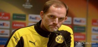 Brossia Dortmund Tuchel İle Yolları Ayırdı