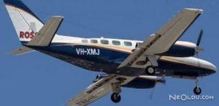 Avustralya'da Uçak Düştü Kurtulan Olmadı!