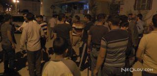 Şanlıurfa'da Suriyelilerle Taşlı Sopalı Kavga