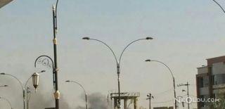 Irak'ta Göçmen Kampına İntihar Saldırısı