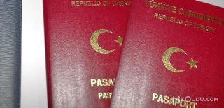 Üçüncü Kuşak Pasaportlar İçin Düğmeye Basıldı