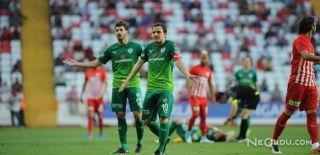 Bursaspor Trabzonspor Maçında Batalla'ya Emanet