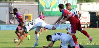 Akhisar Belediyespor-Kardemir Karabükspor: 2-3