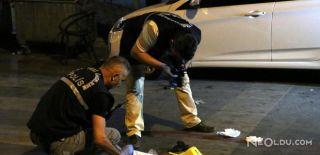 Künefeci Dükkanına Silahlı Saldırı: 5 Yaralı