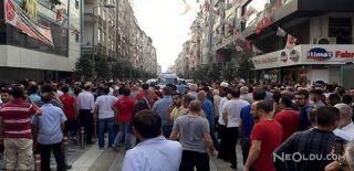 İstanbul Güngören'de Ateş Açıldı!