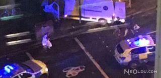 Londra Saldırısı ile İlgili 12 Gözaltı