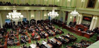 Kaliforniya Senatosu'ndan Şok Türkiye Kararı