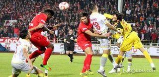 Göztepe ve Eskişehirspor Finalde Karşılaşacak
