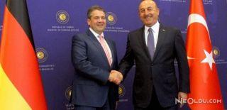 Çavuşoğlu ve Gabriel Ortak Basın Toplantısı