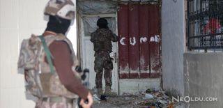 Ağrı ve İzmir'de PKK'ya Operasyon