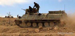 IŞİD'in Kalesi Rakka'ya Dev Operasyon!
