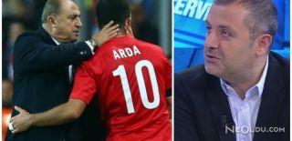 Arda'ya Bir Tepki de Mehmet Demirkol'dan