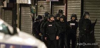 Paris'te Halka Uzak Durun Çağrısı!