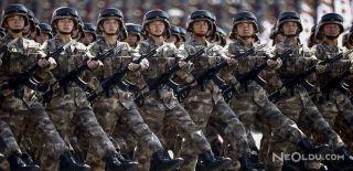 Çin'den Askeri Alanda Yeni Atak