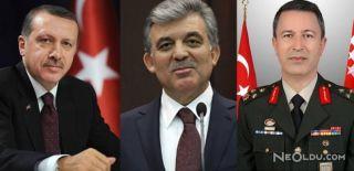 Erdoğan, Gül ve Akar Yarın Buluşuyor