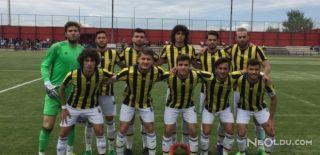 Fenerbahçe U-21 Süper Kupası'nın Sahibi Oldu