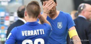 İtalya-Uruguay Maç Sonucu: 3-0